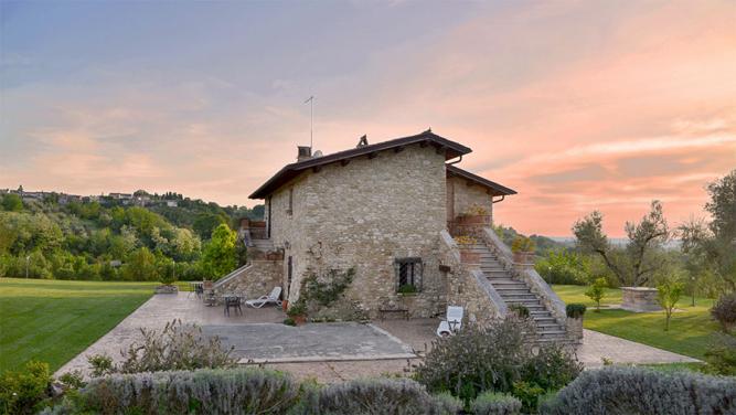 Agriturismo nel Lazio con piscina